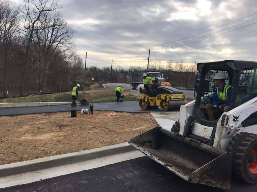 Blacktop Paving Maryland