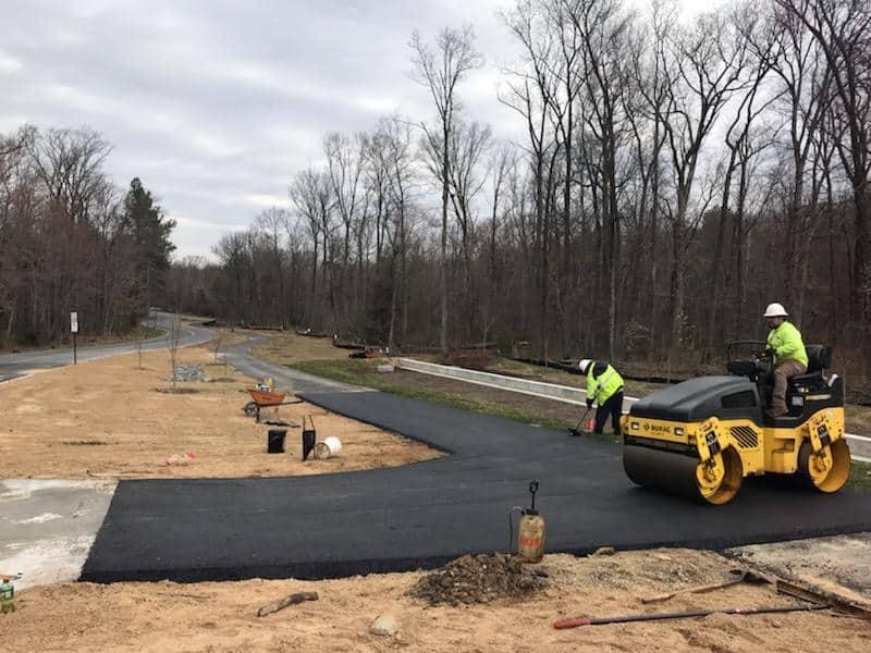 Private Roads - Asphalt Paving Contractors