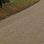 Tar & Chip Driveway Repair